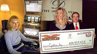 いまだかつてない大きなカジノ回収: シンシア・ジェイ・ブレナン (ラスベガス)