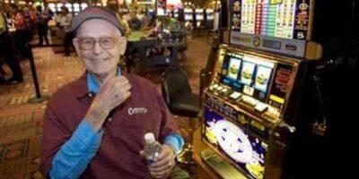ラスベガスのカジノで史上最高額の払い出しを獲得した男:エルマー・シャーウィン